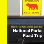 Road trips to National Parks