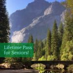 National Parks Lifetime senior pass