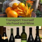 travel from home food wine