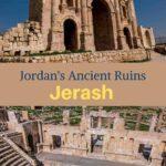Jerash Jordan ancient ruins