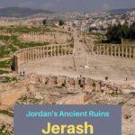 Jordan's ancient ruins Jerash