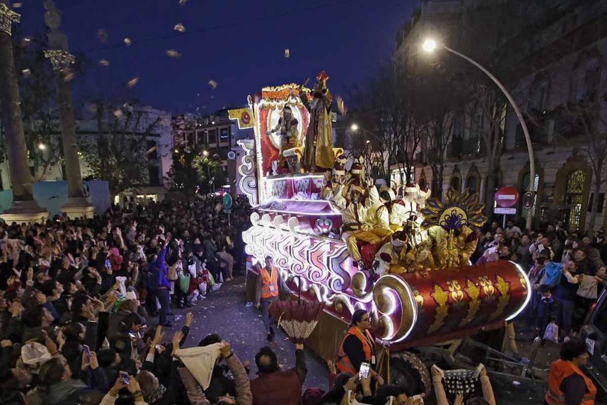Christmas in Spain Reyes three kings