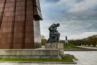 The Soviet World War II Memorial, Treptower Park, Berlin