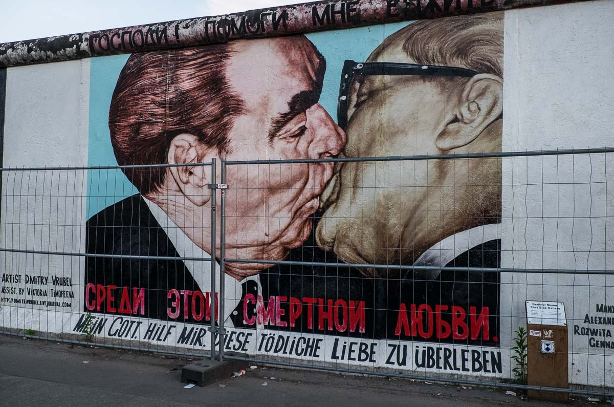 germany berlin wall mural 1