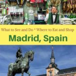 Madrid things to do, see