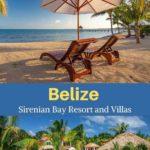 Belize resort and villas