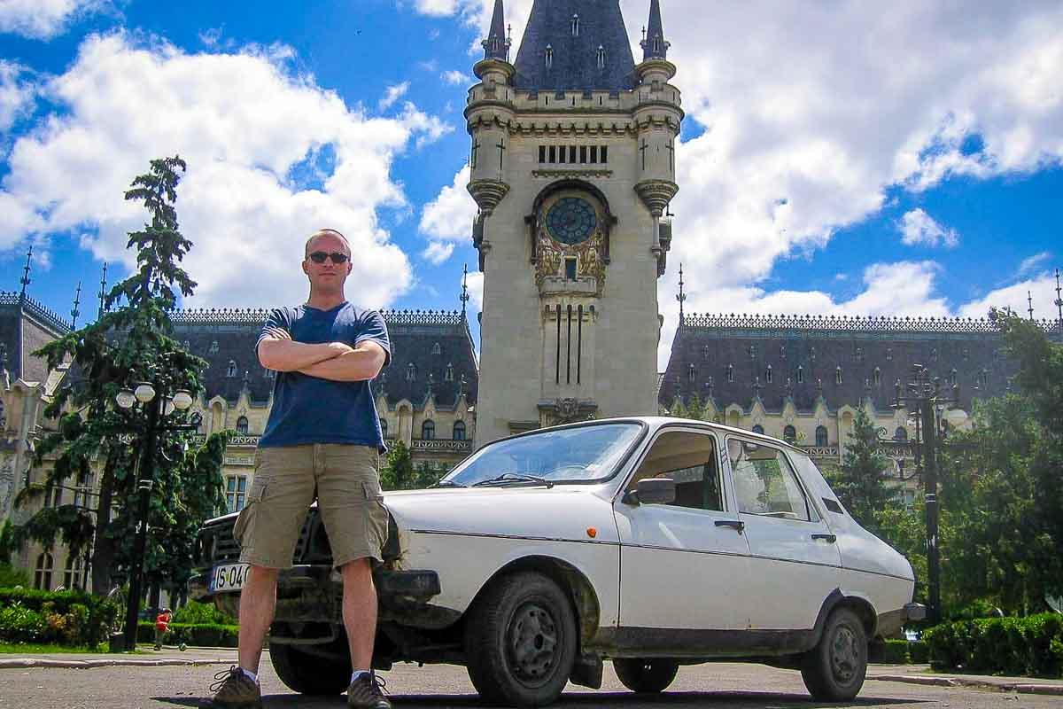 Leif Pettersen Travel writer