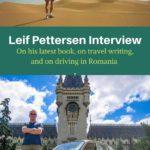 Leif Pettersen Travel interview