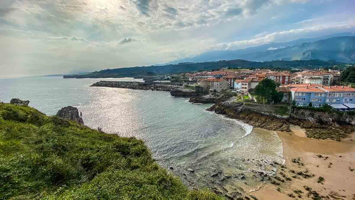 Camino del Norte Asturias